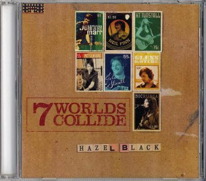 Hazel Black (USA Promo CD)