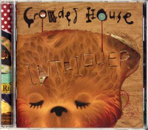 Intriguer (Australia CD)