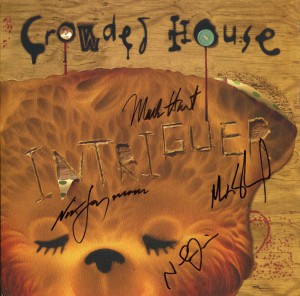 Intriguer (Europe LP)