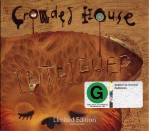 Intriguer (New Zealand Deluxe Edition CD/DVD)