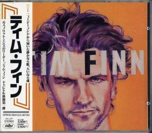 Tim Finn (Japan CD)
