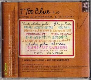 Too Blue (USA Promo CD)