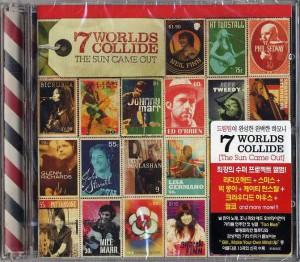The Sun Came Out (Korea CD)