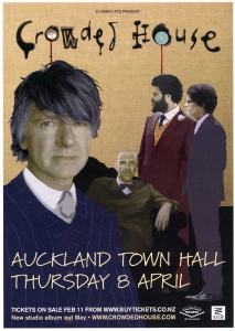 Auckland 2010 (New Zealand Promo Poster)