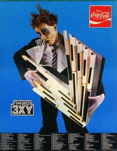 3XY 1420 (Australia Promo Poster)