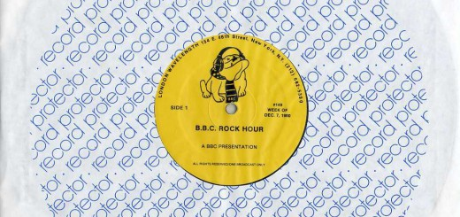 BBC Rock Hour (USA Radio Promo LP)