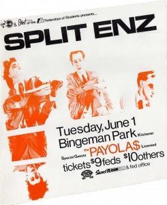 Kitchener 1982 (Canada Promo Poster)