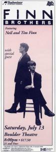 Denver 1996 (USA Promo Poster)