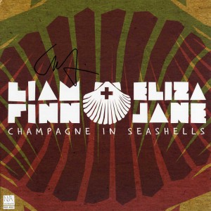 Champagne In Seashells (New Zealand LP)