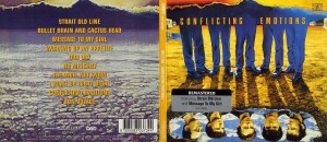 Conflicting Emotions (Australia 2006 Remaster Digipak CD)