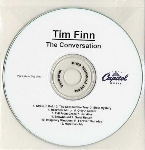 The Conversation (Australia Promo CD-R)