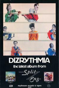Dizrythmia (Australia Promo Poster)