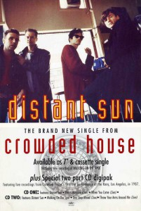 Distant Sun (UK Promo Poster)