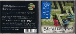 Don't Stop Now (Europe 4 Tracks CD)