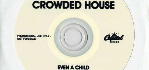 Even A Child (Australia Promo CD-R)