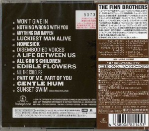 Everyone Is Here (Japan CCCD)