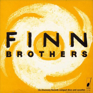 Finn Brothers (USA Promo Display Flat)