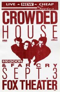 Portland 1991 (USA Promo Poster)