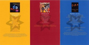 Gift Pack (Europe 2CD/DVD Tall Case Edition)