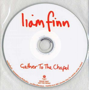 Gather To The Chapel (Australia Promo CD-R)