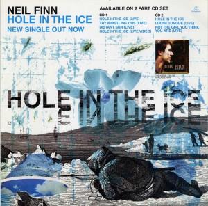 Hole In The Ice (UK Promo Display Flat)