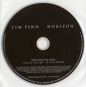 Horizon (Europe Promo CD)