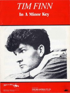 In A Minor Key (Australia Sheet Music)