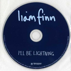 I'll Be Lightning (UK CD)