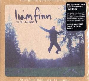 I'll Be Lightning (USA CD)