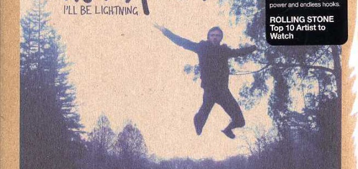 I'll Be Lightning (USA CD)