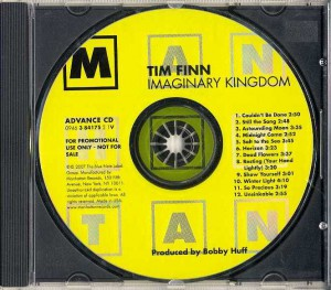 Imaginary Kingdom (USA Promo CD)