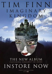 Imaginary Kingdom (New Zealand Promo Poster)