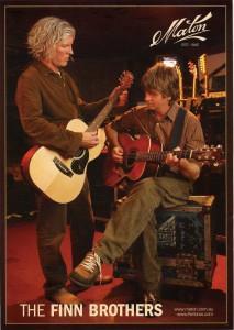 Maton Guitars (Australia Promo Poster)