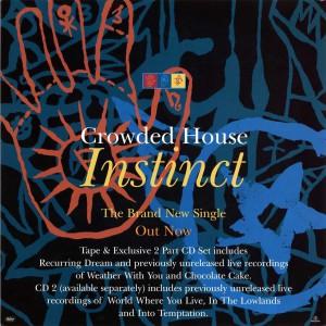 Instinct (UK Promo Display Flat)