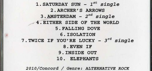 Intriguer (USA Promo 2CD-R)
