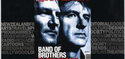 Listener Magazine 2004 (New Zealand Promo Poster)