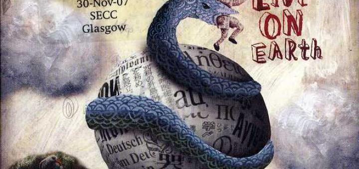 Live On Earth 30.11.2007 Glasgow SECC (UK 2CD)