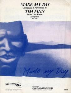 Made My Day (Australia Sheet Music)