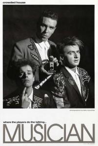 Musician Magazine (USA Promo Poster)