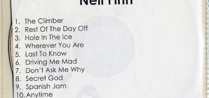 Non Titled (UK Advanced CD-R)