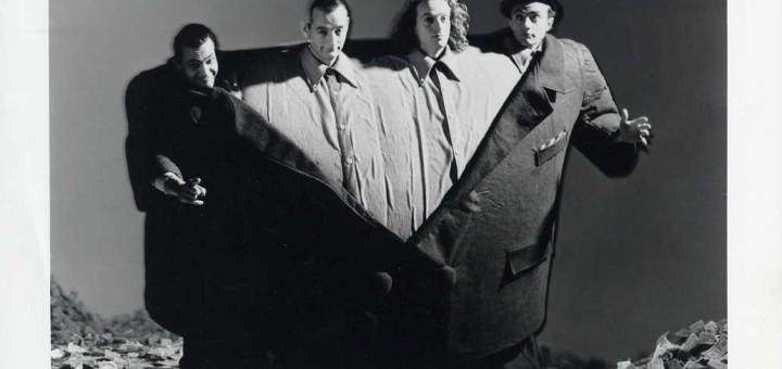 Oct '90 (Australia Promo Photo)