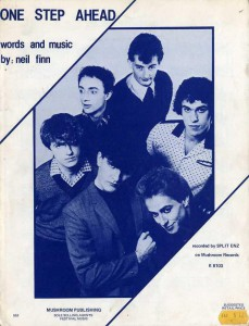 One Step Ahead (Australia Sheet Music)
