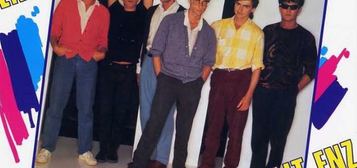 Perth 1984 (Australia Promo Poster)