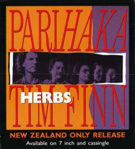 Pari Haka (New Zealand Promo Poster)