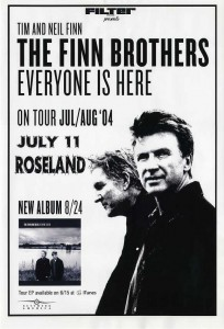 Portland 2004 (USA Promo Poster)