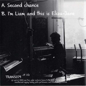 "Second Chance (UK 7"")"