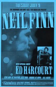 Seattle 2002 (USA Promo Poster)
