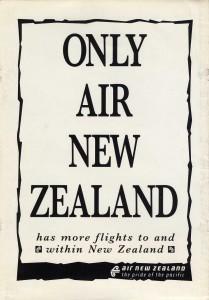 Sydney 1992 (Australia Tour Programme)
