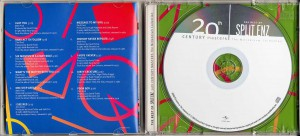 The Best Of Split Enz - 20th Century Masters - The Millennium Collection (Canada CD)