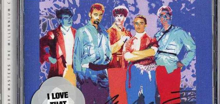 The Best Of Split Enz - 20th Century Masters - The Millennium Collection (USA CD)